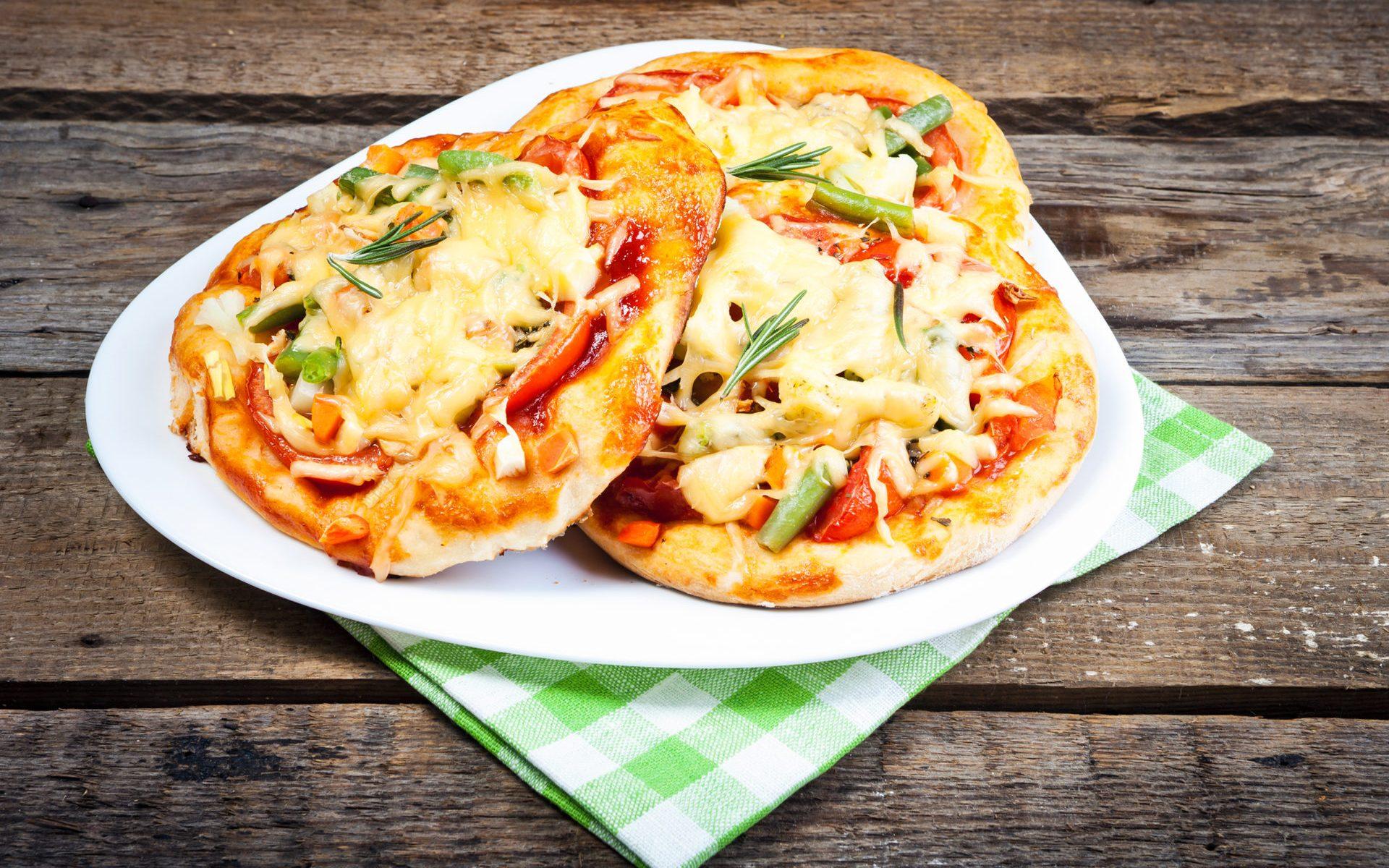 Pitsa! Special - Ατομικές πίτσες Χρυσή Ζύμη