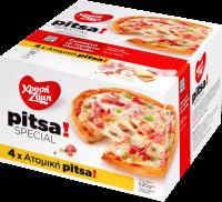 Pitsa! Special - Ατομικές