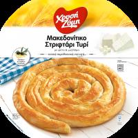 Μακεδονίτικο Στριφτάρι Τυρί με φέτα και μυζήθρα