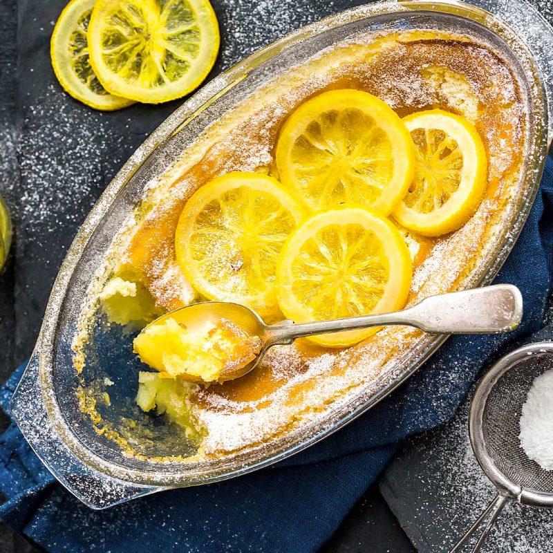 Ανάλαφρη Λεμονόπιτα με φύλλο κρούστας