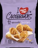 Croissants βουτύρου